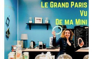 Photo Grand Paris vu de ma mini